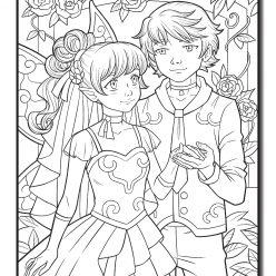 The fairy and the Prince