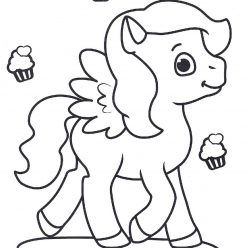 Ponies and cupcakes