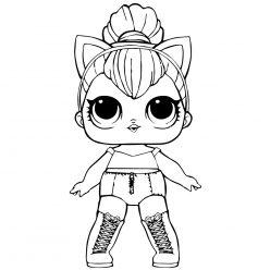 Doll LOL kitty Queen