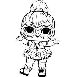 Doll LOL neon K'yuti