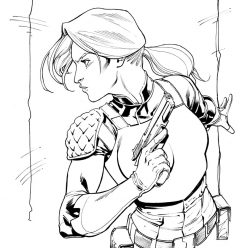 Agent Scarlett