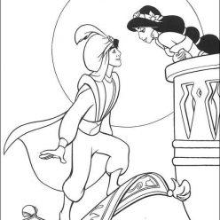 Date Jasmine and Aladdin