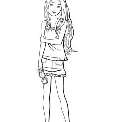 Barbie teenager