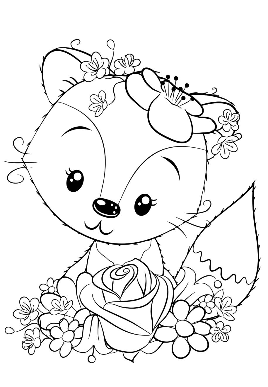 Cutie Fox