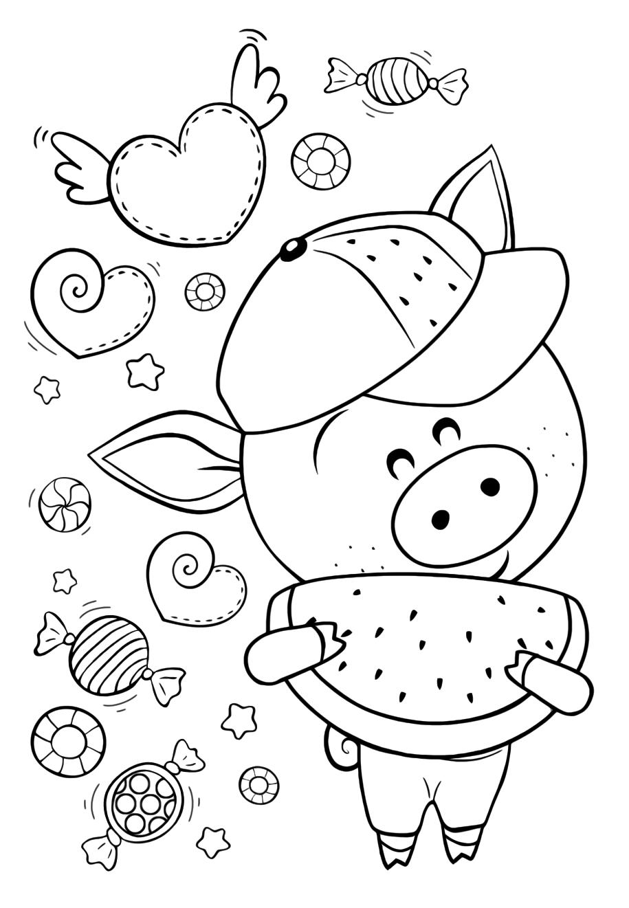 Piggy goodness