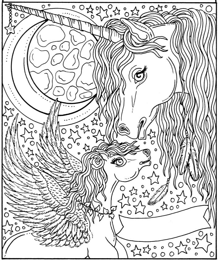A family of unicorns