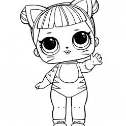 Doll LOL cat
