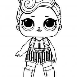 Doll rocker badass LOL