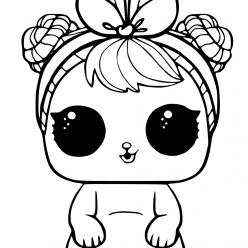LOL doll pet Bunny
