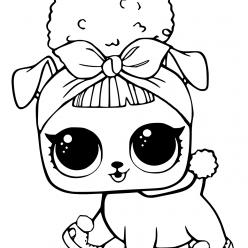 Doll LOL doggy bee