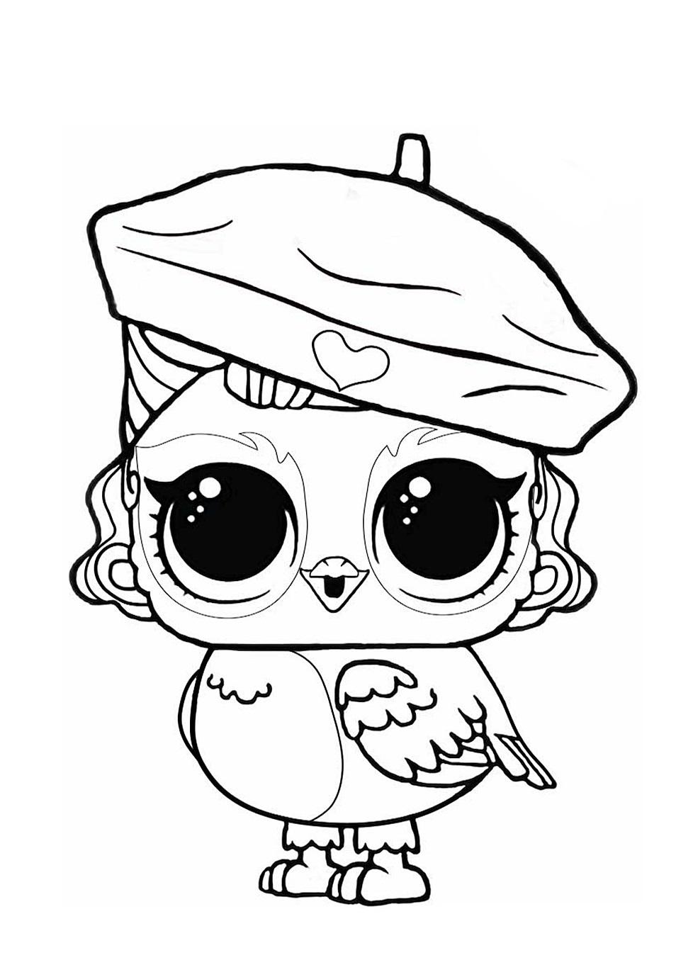 Doll LOL owl
