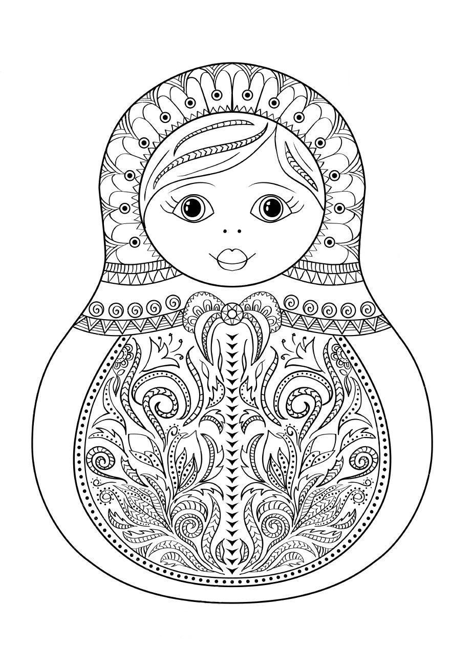 Matryoshka pattern
