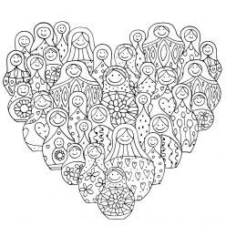 Heart of dolls
