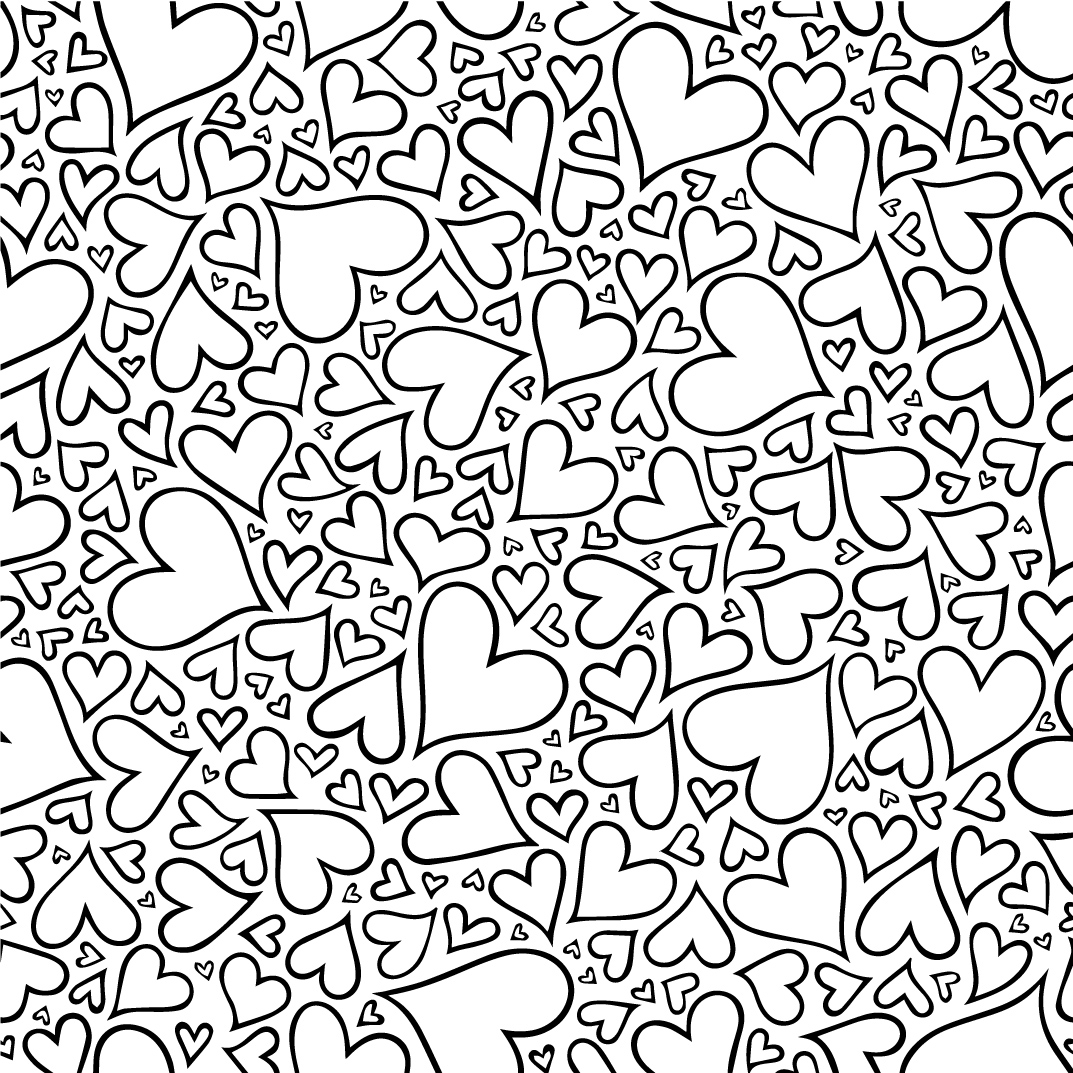 A lot of hearts