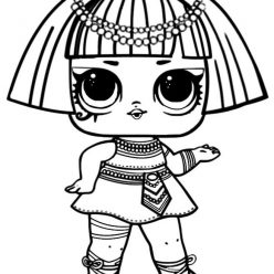 Doll LOL Pharaoh