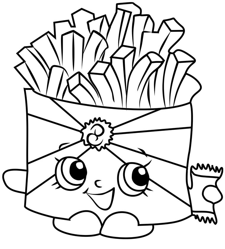 Hopkins Fries