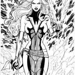 Dark Phoenix Marvel