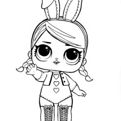 Doll LOL Bunny