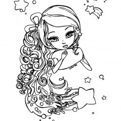Coloring pages «The Signs Of The Zodiac» - Coloring pages ...