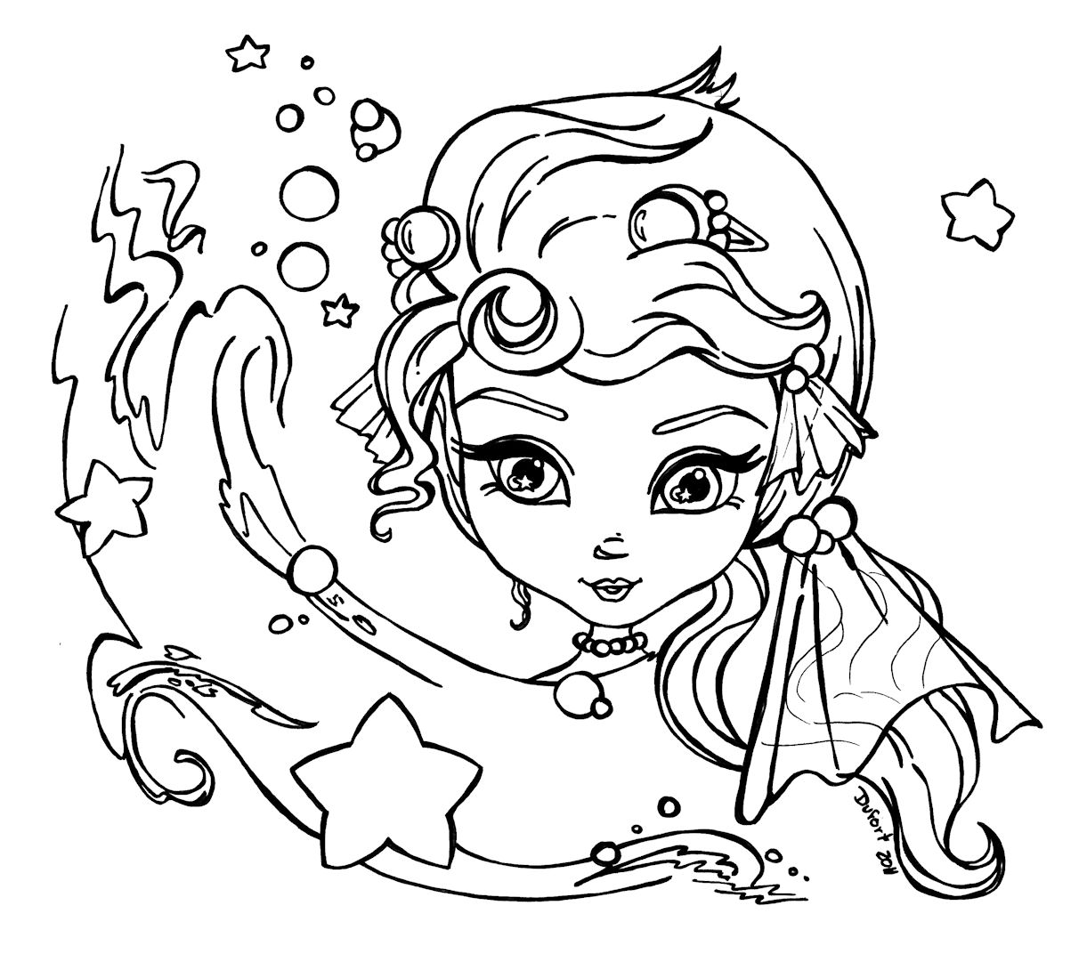 The Zodiac Sign Pisces