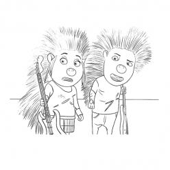 Ash and lance