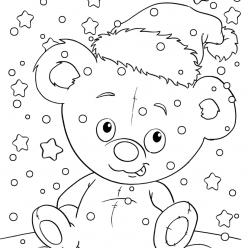 Bear Santa